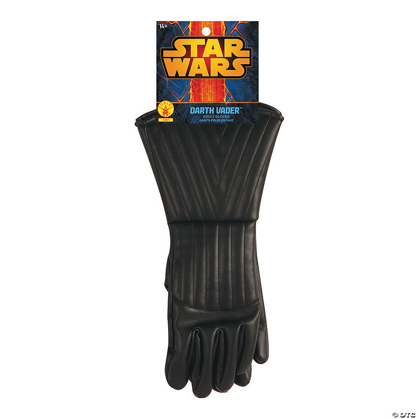 Adult's Darth Vader Gloves Audio Thumbnail