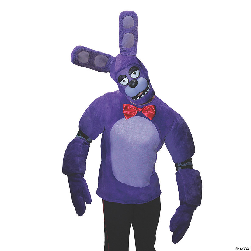 Adult's Five Nights at Freddy's Bonnie Costume
