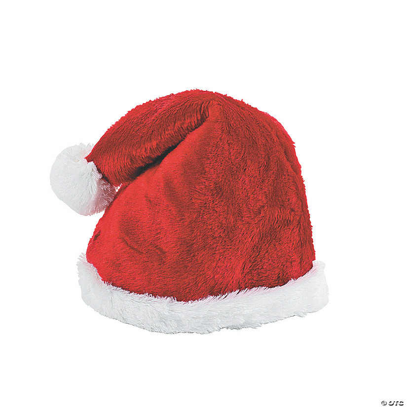 807b7be58a909 Adult s Santa Deluxe Hat
