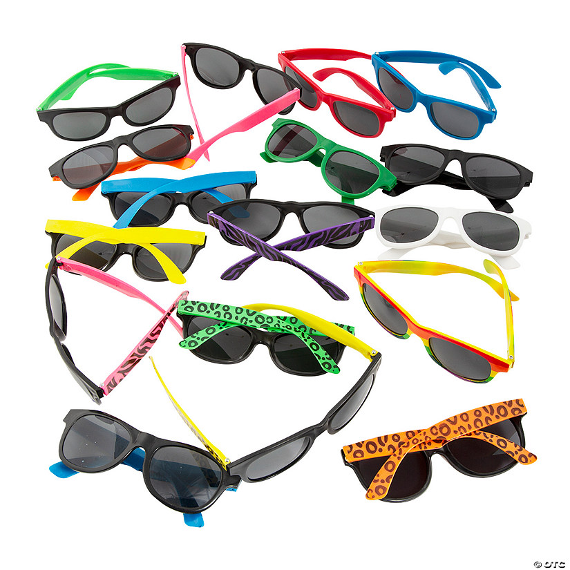 Adult's Sunglasses Assortment Audio Thumbnail
