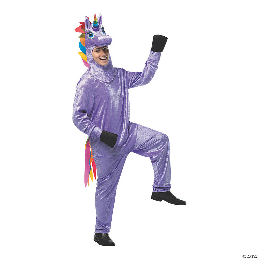 Adult's Unicorn Costume Audio Thumbnail