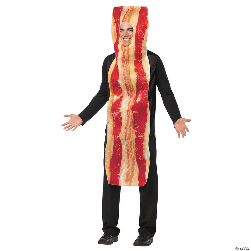 Adult's Bacon Costume