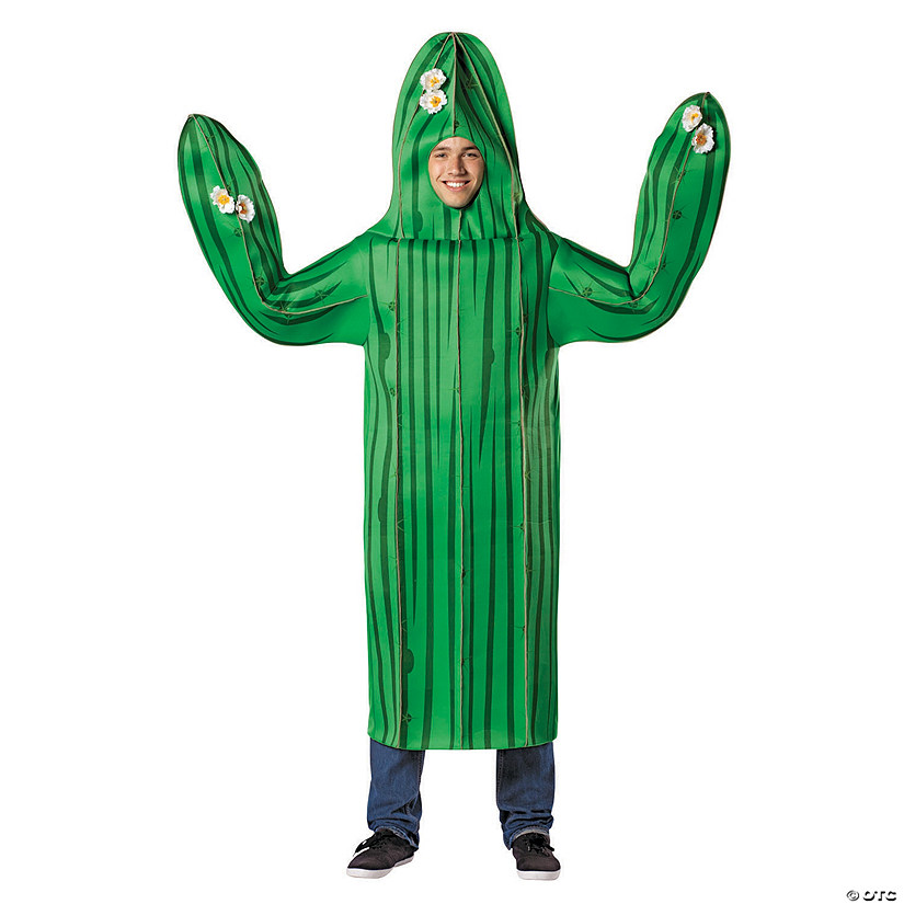 Adult's Cactus Costume Audio Thumbnail