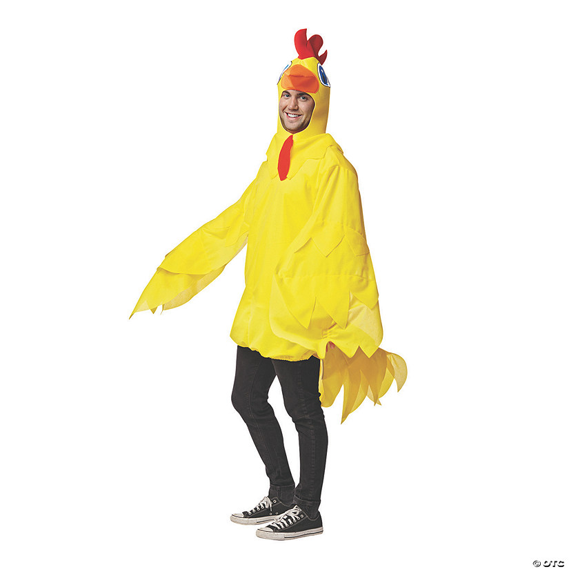 Adult's Chicken Costume Audio Thumbnail
