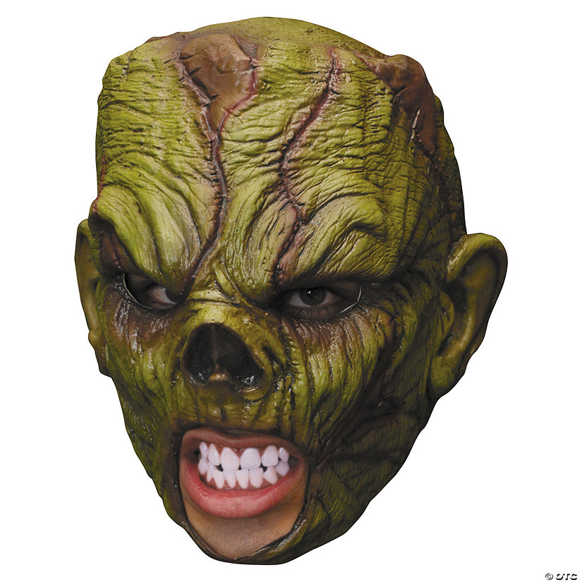 Adult's Chinless Monster Mask
