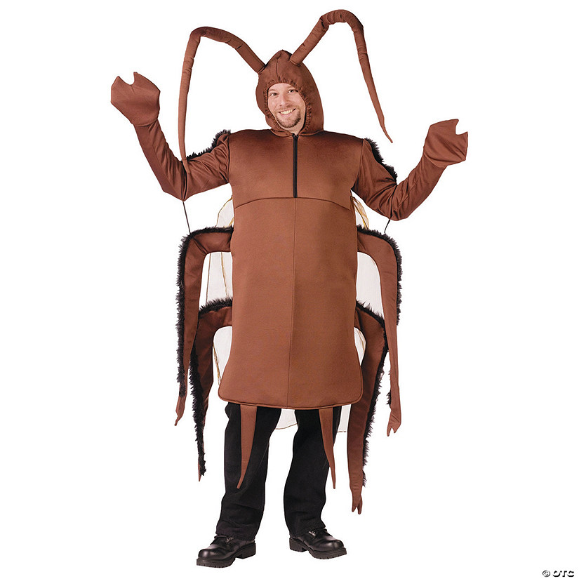 Adult's Cockroach Costume Audio Thumbnail