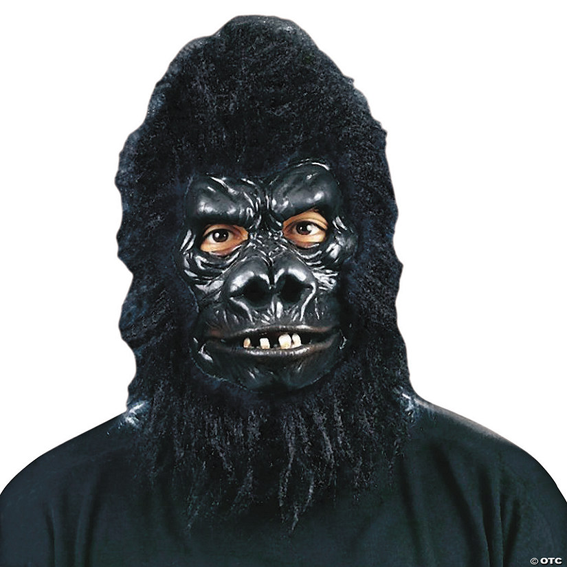 Adult's Deluxe Gorilla Mask