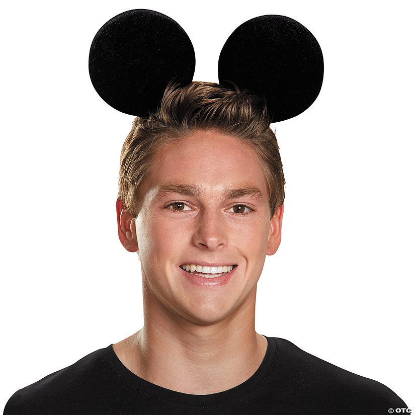 Adult's Deluxe Mickey Mouse Ears Audio Thumbnail