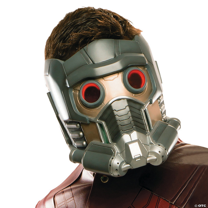 Adult's Deluxe Star-Lord Mask