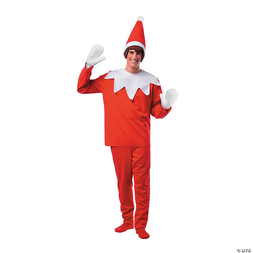 Adult's Elf on The Shelf® Costume
