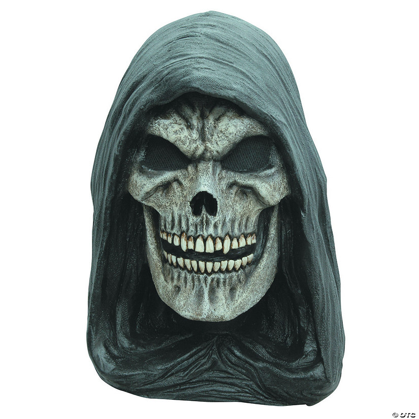 686d7961 ... Costume Accessories · Halloween Masks. Adult's Grim Reaper Mask Audio  Thumbnail