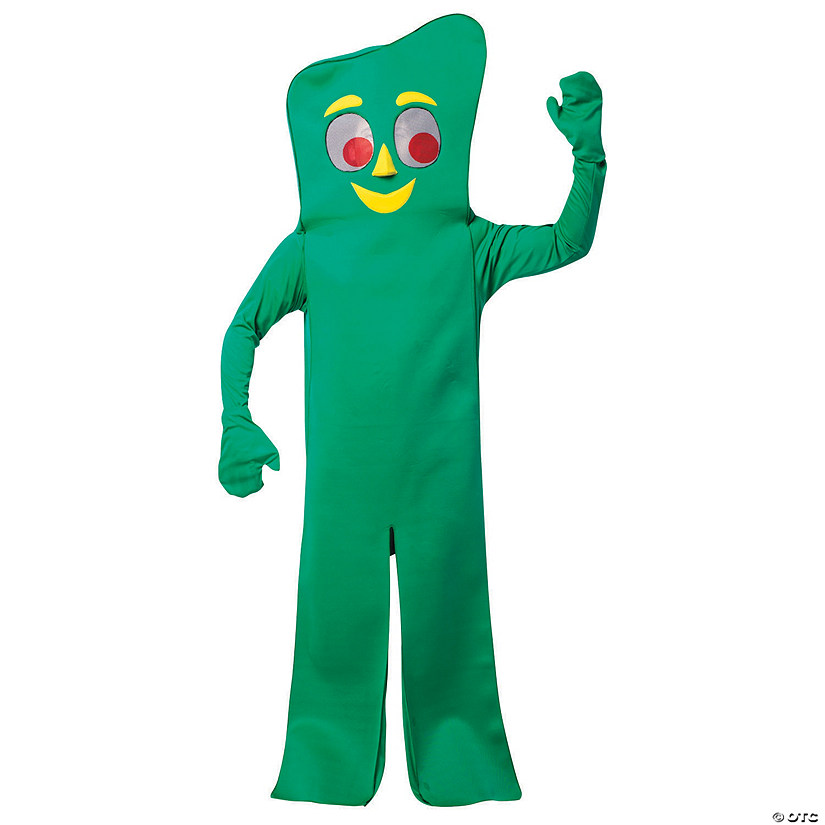 Adult's Gumby Costume Audio Thumbnail