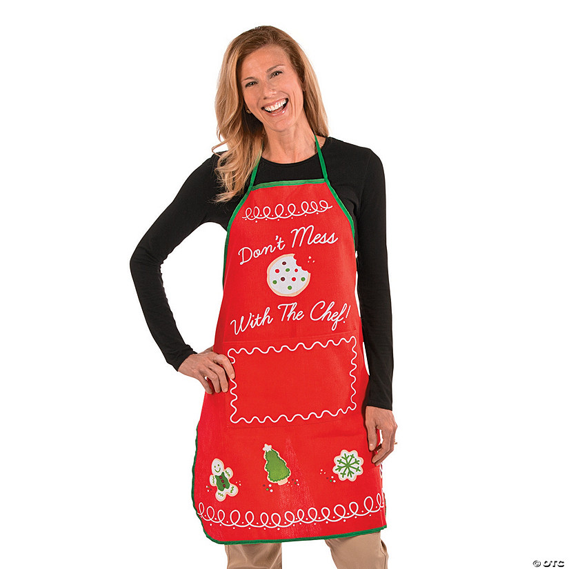 For Adult holiday aprons are