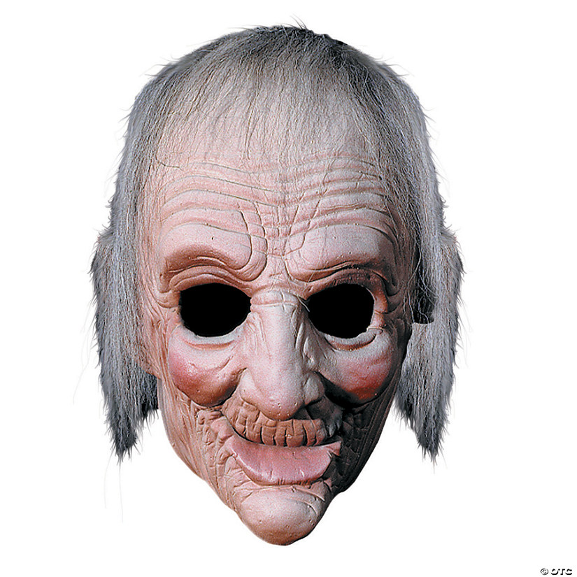 Adult's Ma Little Old Lady Mask