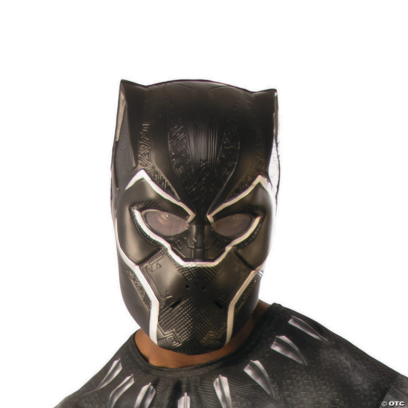 Adult's Marvel Black Panther™ 1/2 Mask