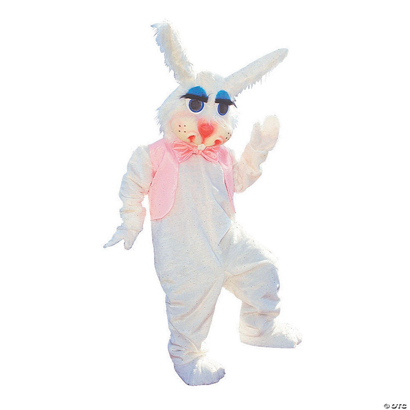 Adult's Peter Rabbit Mascot Costume