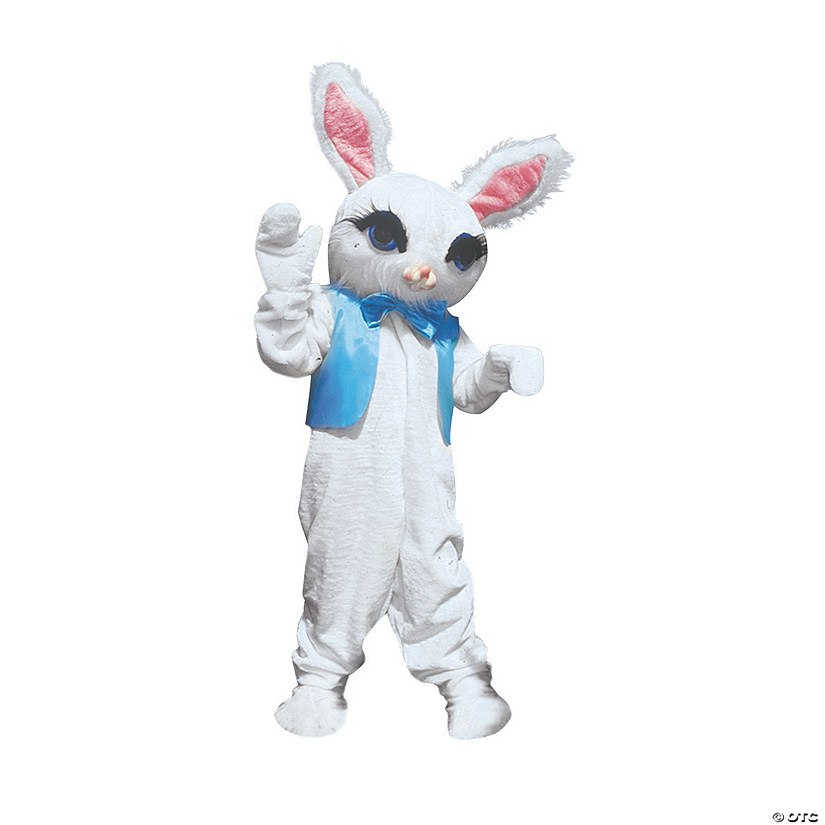 Adult's Rabbit Mascot Costume