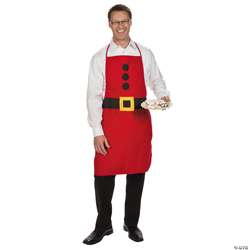 Final, Adult holiday aprons necessary words