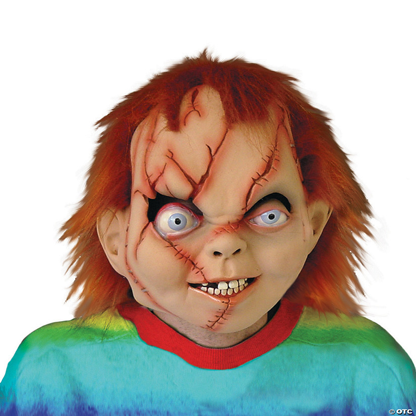 Adult's Seed of Chucky Mask Audio Thumbnail