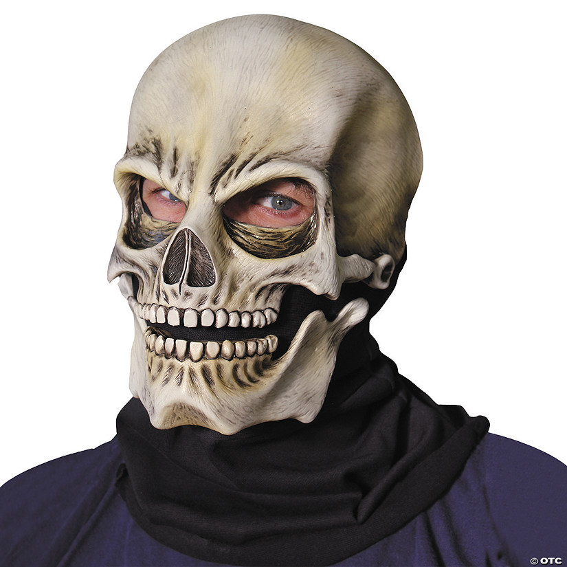 Adult's Sock Skull Mask Audio Thumbnail