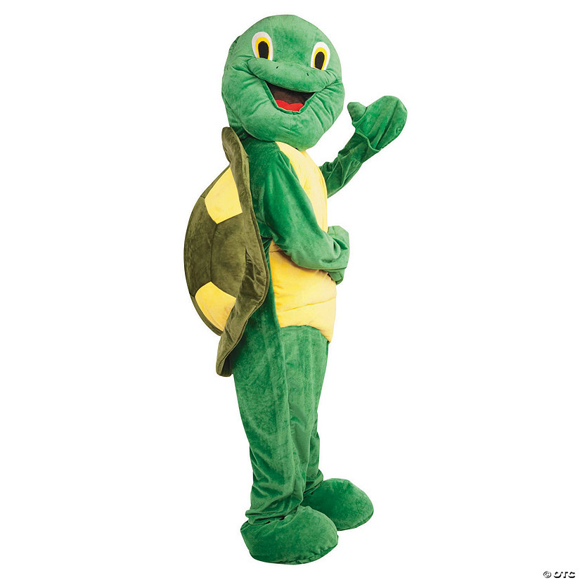 Adult's Turtle Mascot Costume