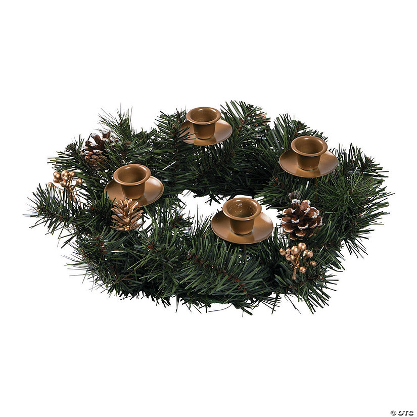 Advent Wreath Christmas Décor Audio Thumbnail