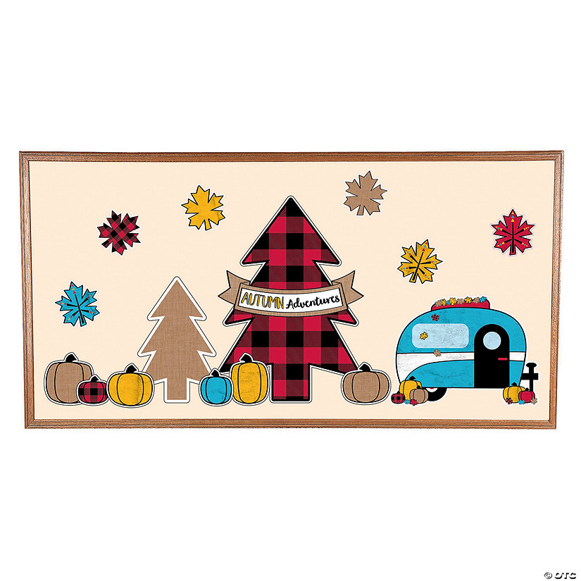 Adventure Seasonal Bulletin Board Cutouts Expansion Set Audio Thumbnail