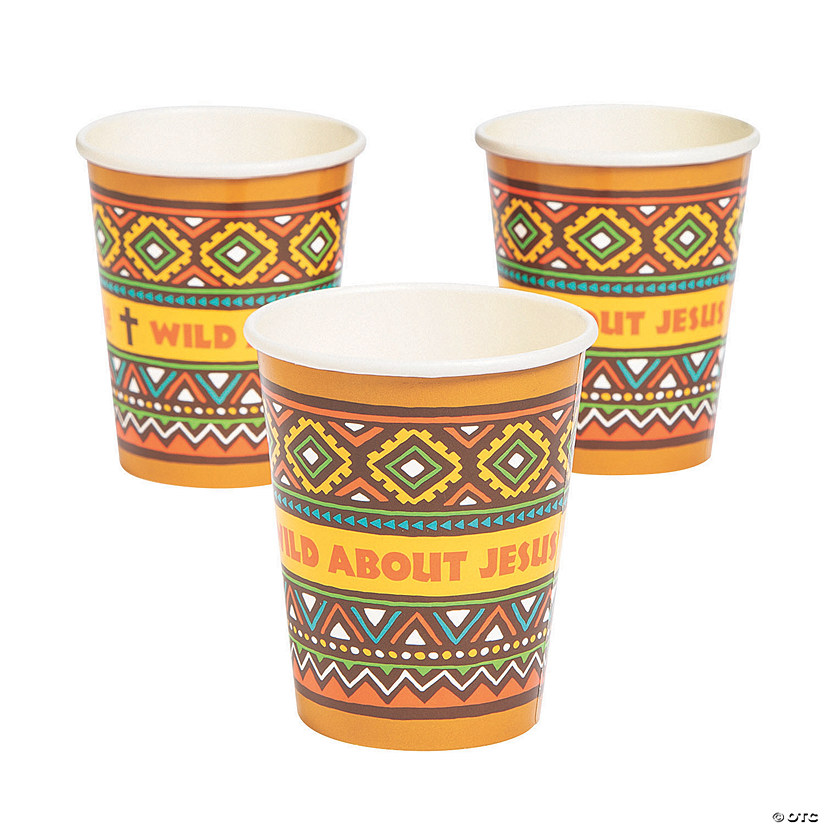 African Safari VBS Paper Cups Audio Thumbnail