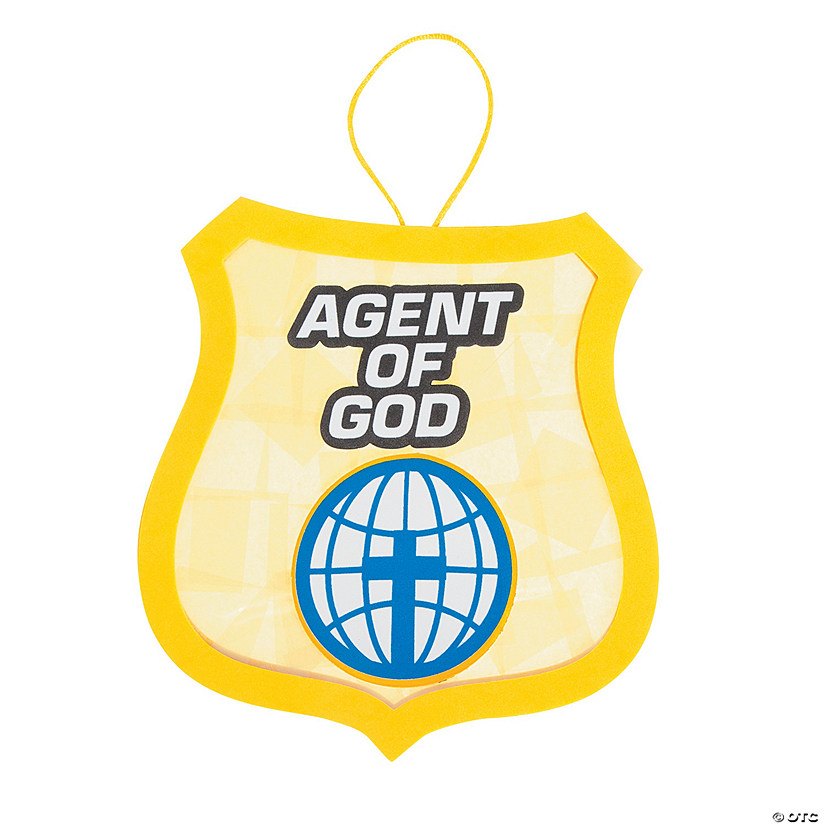 Agents Of Truth Tissue Acetate Vbs Craft Kit Discontinued