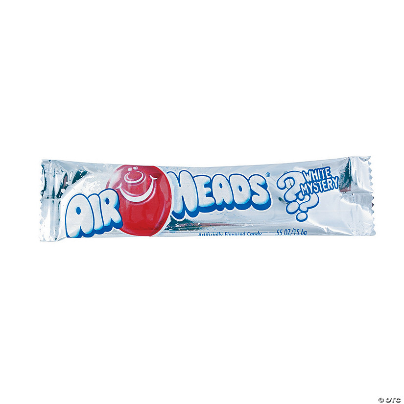 Airheads<sup>®</sup>Airheads White Mystery Flavor Chewy Candy