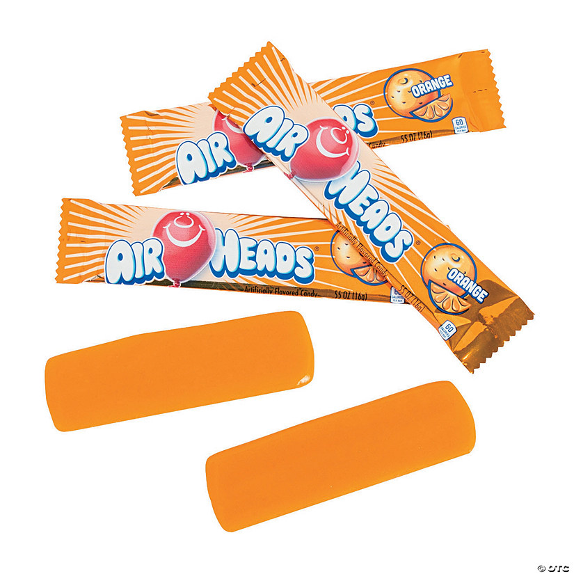 AirHeads<sup>&#174;</sup> Orange Chewy Candy Audio Thumbnail