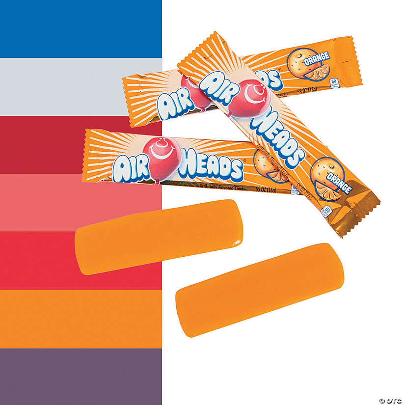 AirHeads<sup>&#174;</sup> Solid-Color Chewy Candy Audio Thumbnail
