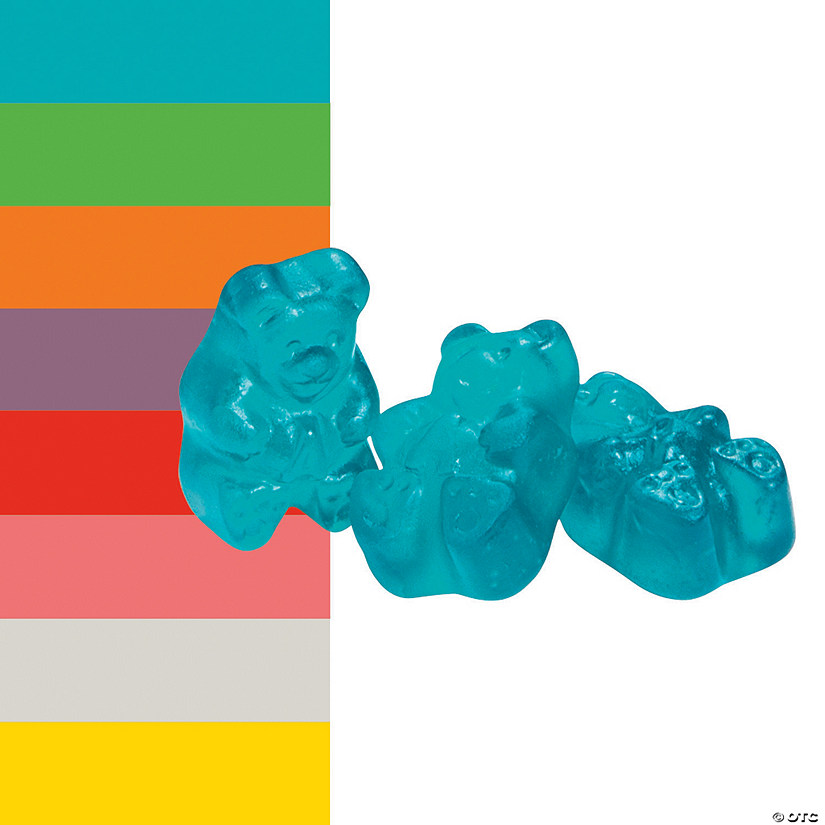 Albanese<sup>&#174;</sup> Gourmet Gummy Teddy Bears Audio Thumbnail