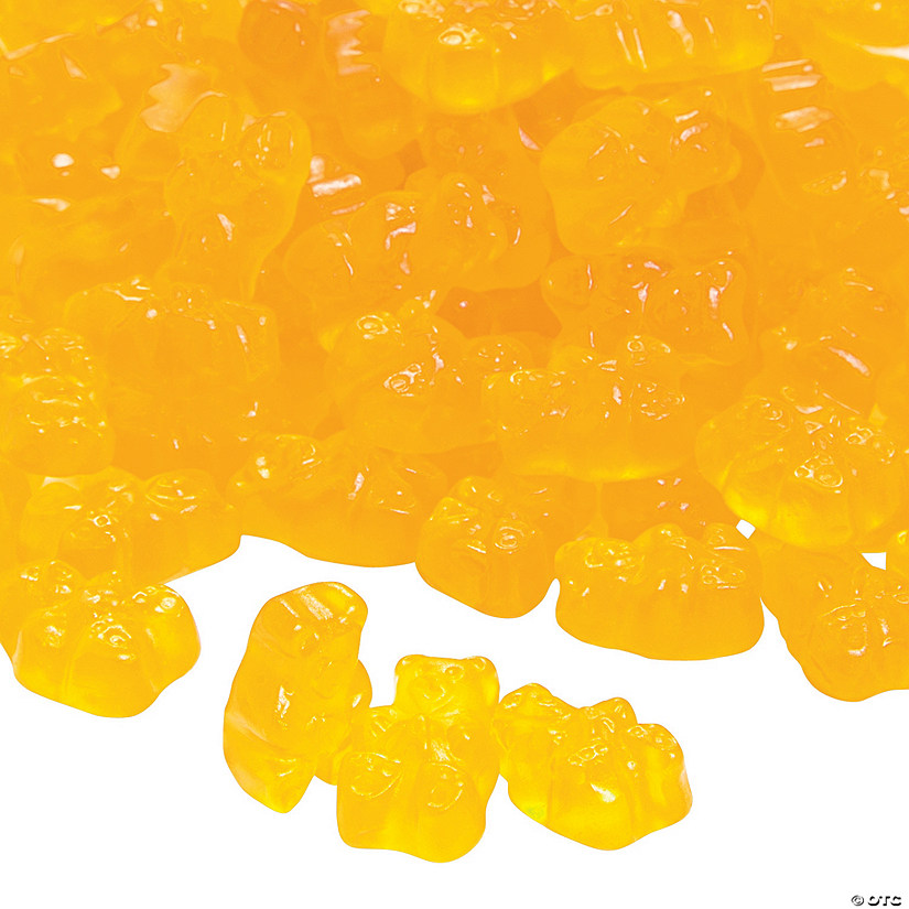 Albanese<sup>&#174;</sup> Gourmet Mighty Mango Gummy Teddy Bears Audio Thumbnail
