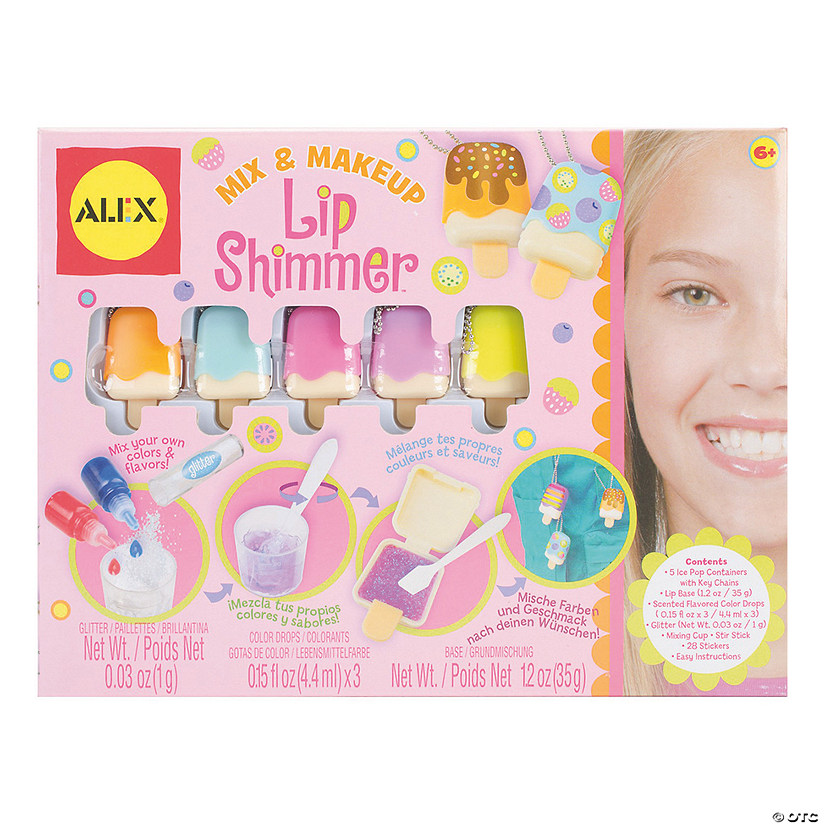 ALEX Toys Mix & Make Up Lip Shimmer Kit Audio Thumbnail