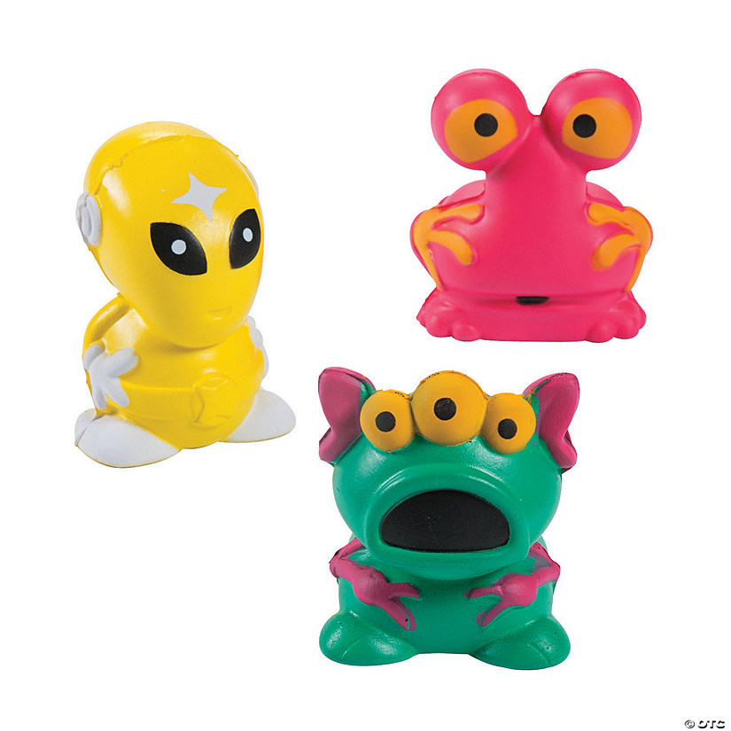 Alien Slow-Rising Squishies Image Thumbnail