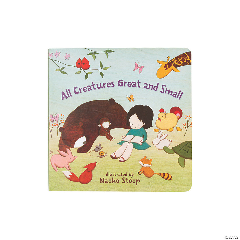 All Creatures Great & Small Board Book Audio Thumbnail
