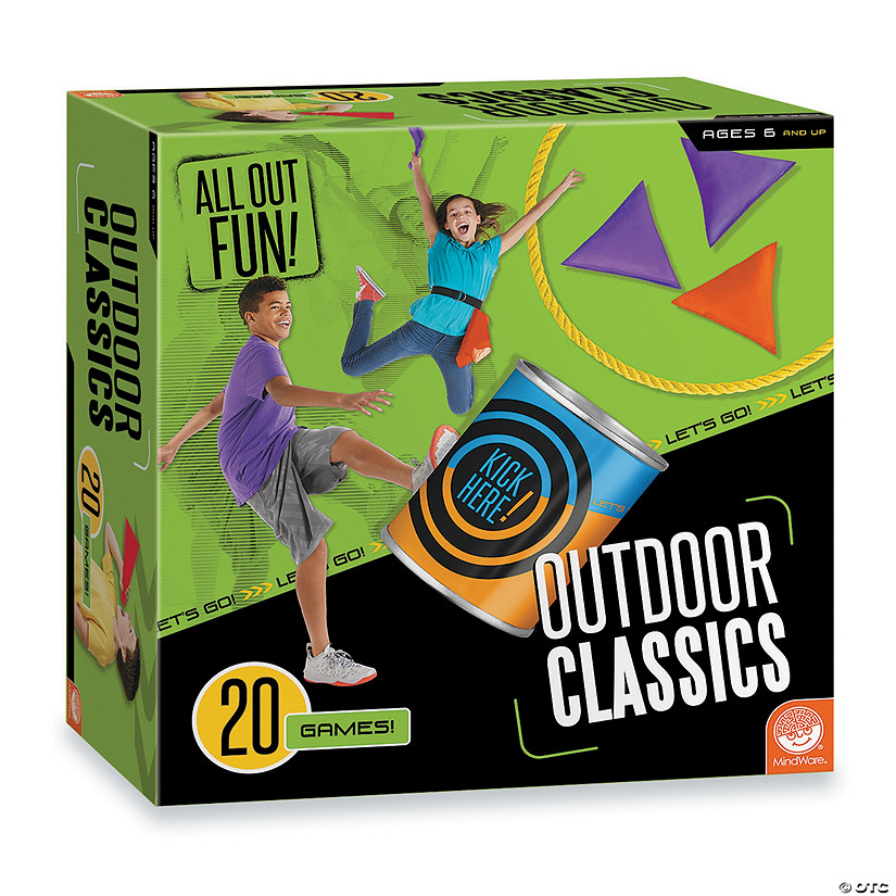 All Out Fun Outdoor Classics