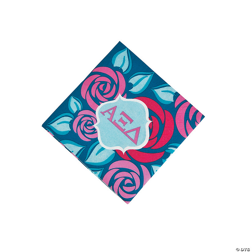 Alpha Xi Delta Beverage Napkins Audio Thumbnail