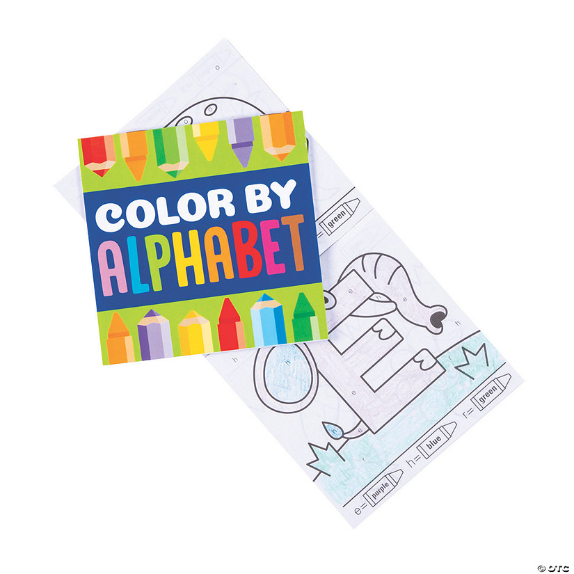 Alphabet Activity Books Audio Thumbnail