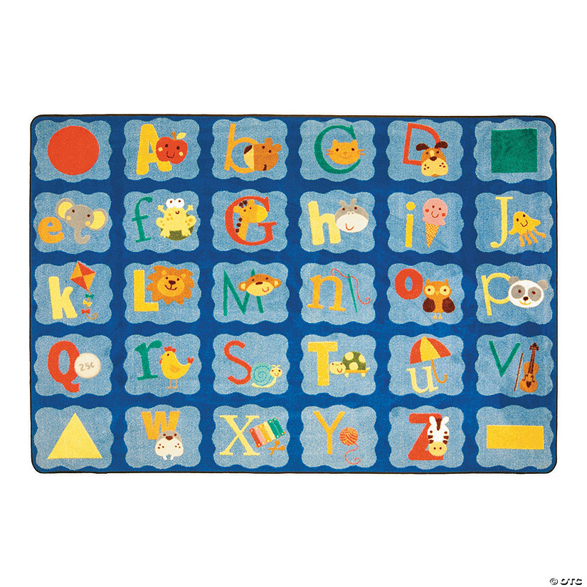 Alphabet Blues® Classroom Rug Audio Thumbnail
