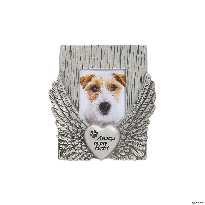 Always In My Heart Pet Memorial Picture Frame Audio Thumbnail