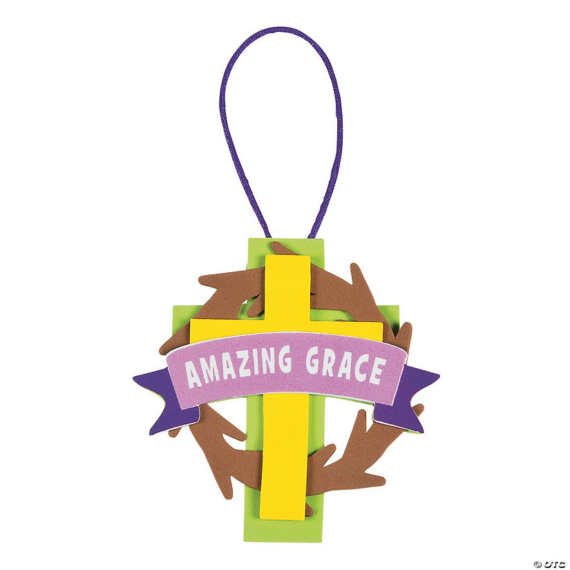 Amazing Grace Ornament Craft Kit Audio Thumbnail