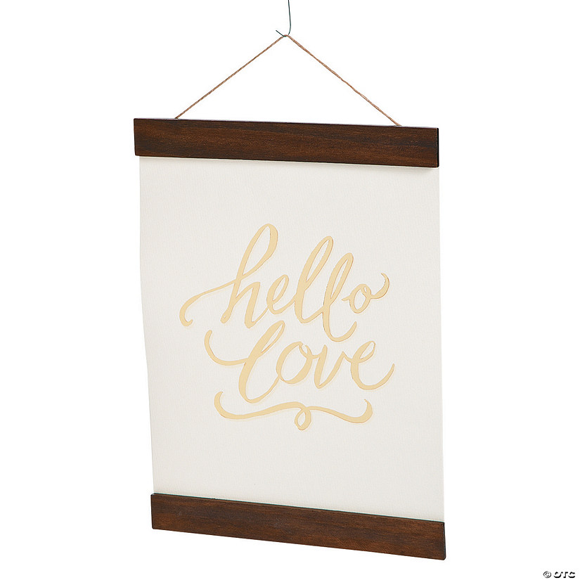 American Crafts™ Hello Love Watercolor Panel Audio Thumbnail