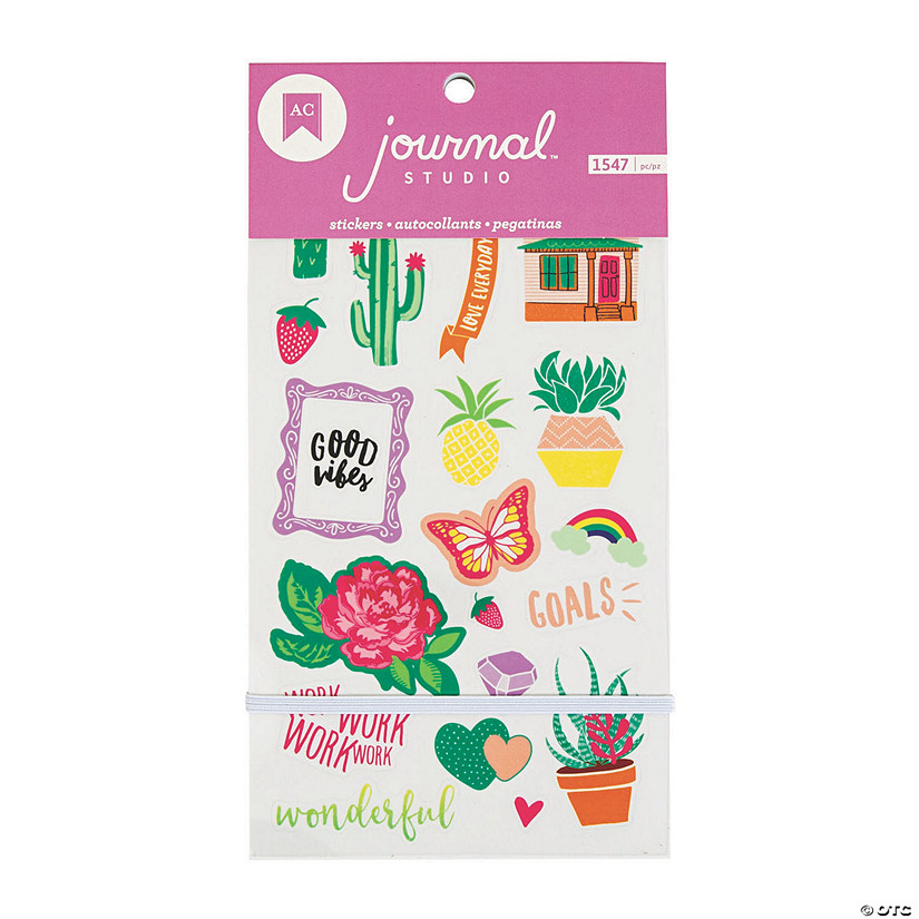 American Crafts™ Journal Sticker Book Audio Thumbnail