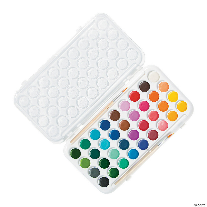American Crafts<sup>™</sup> Color Reveal Watercolor Set