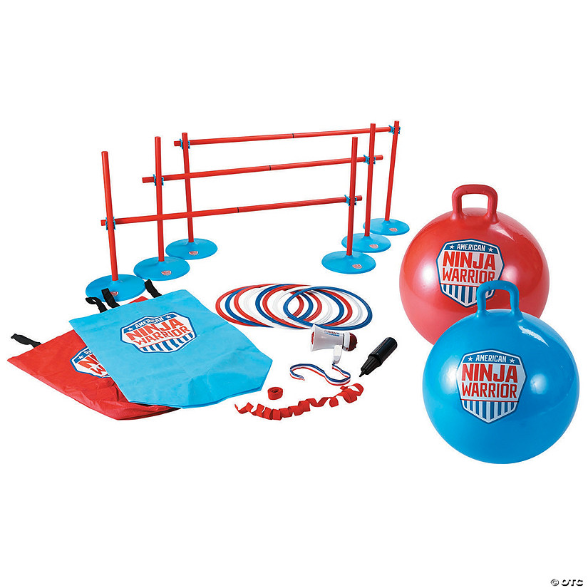 American Ninja Warrior™ Backyard  Obstacle Kit Image Thumbnail