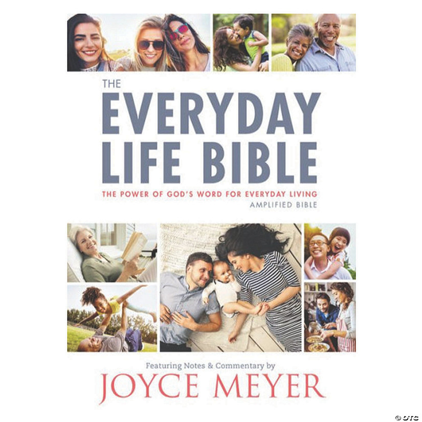 Amplified New Everyday Life Bible - Softcover Audio Thumbnail