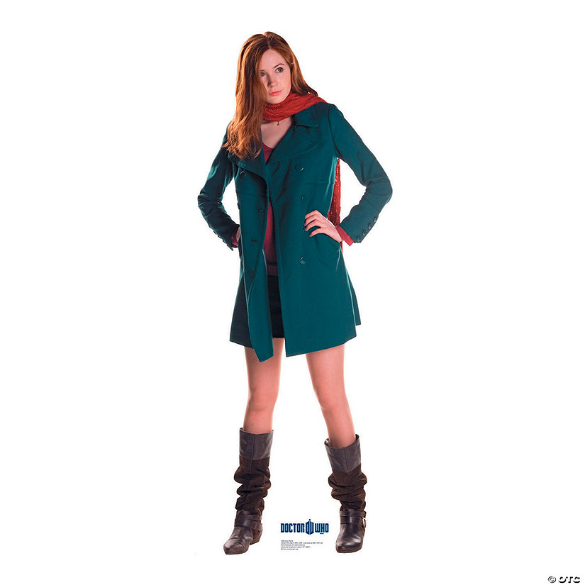 Amy Pond Cardboard Stand-Up