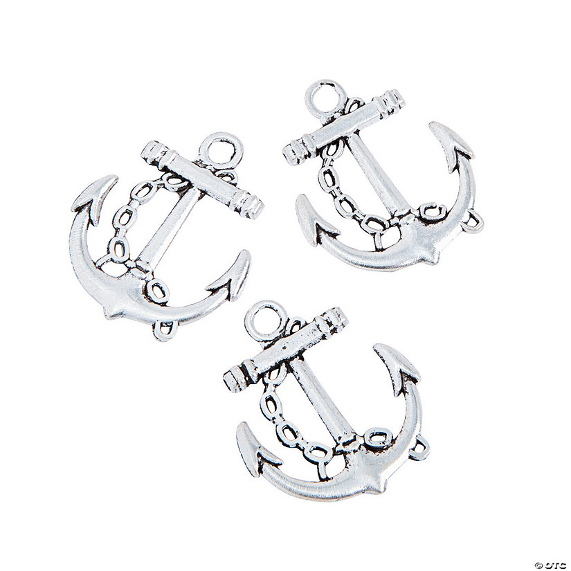Anchor Charms - 29mm Audio Thumbnail